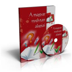 magyar nyelvtan alapjai dvd